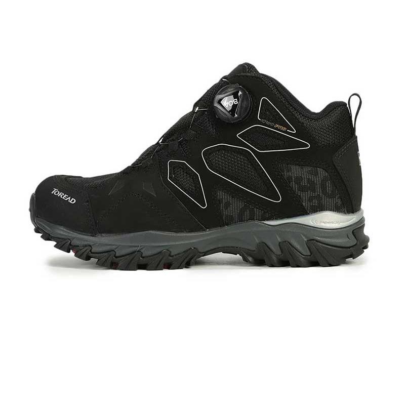 探路者 TOREAD 女子 户外运动鞋越野耐磨透气慢跑鞋徒步鞋 KFAG92365-G01E