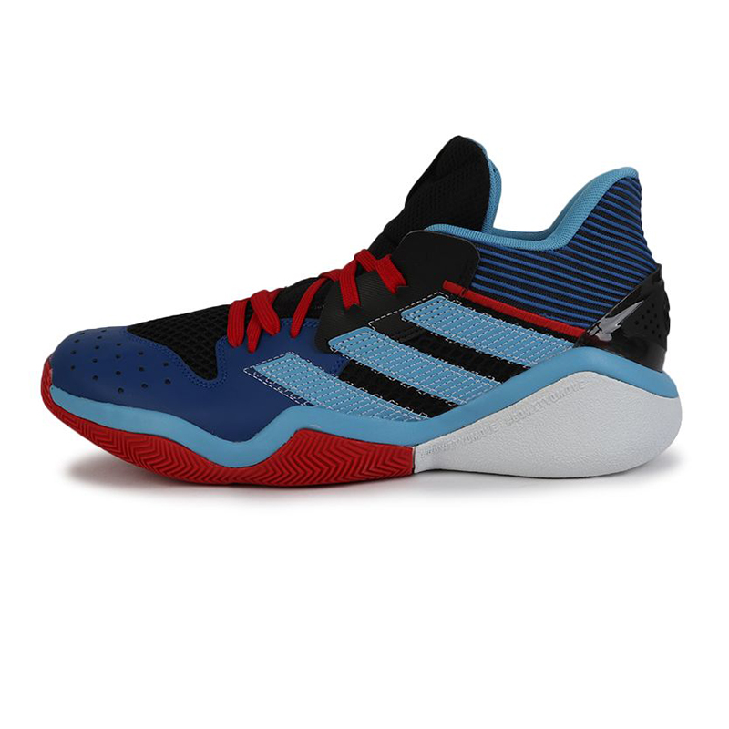 阿迪达斯ADIDAS Harden Stepback 男鞋 网面透气运动休闲鞋 FW8482