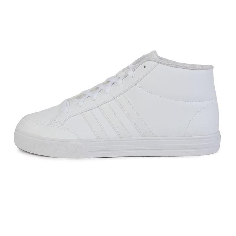 阿迪达斯ADIDAS VS SET MID 男鞋 运动复古板鞋休闲鞋 FY3041