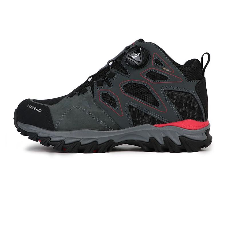 探路者 TOREAD 女子 户外运动鞋越野耐磨透气慢跑鞋徒步鞋  KFAG92365-G08A