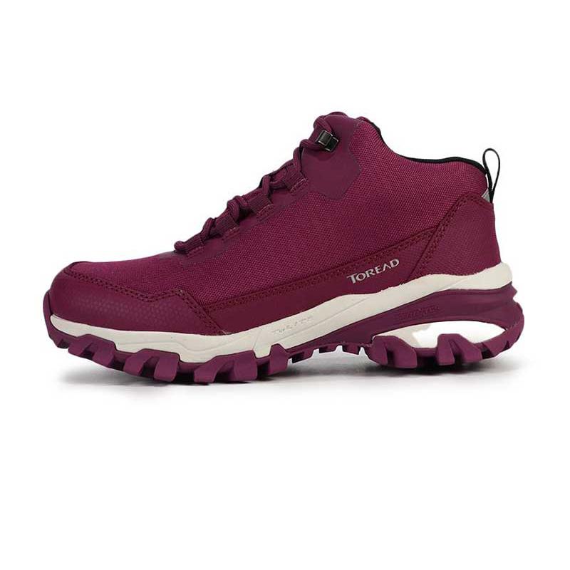 探路者 TOREAD 女子 户外鞋运动鞋防滑透气耐磨徒步鞋登山鞋  KFBG92371-E03G