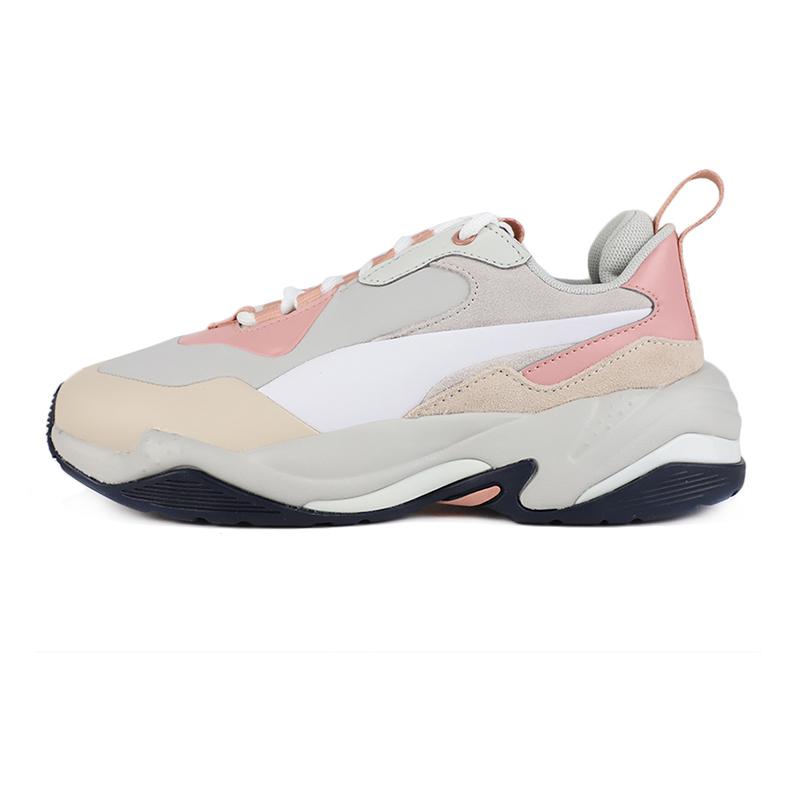 彪马 PUMA 女子 复古老爹鞋低帮轻便舒适缓震耐磨休闲跑步鞋 369453-01