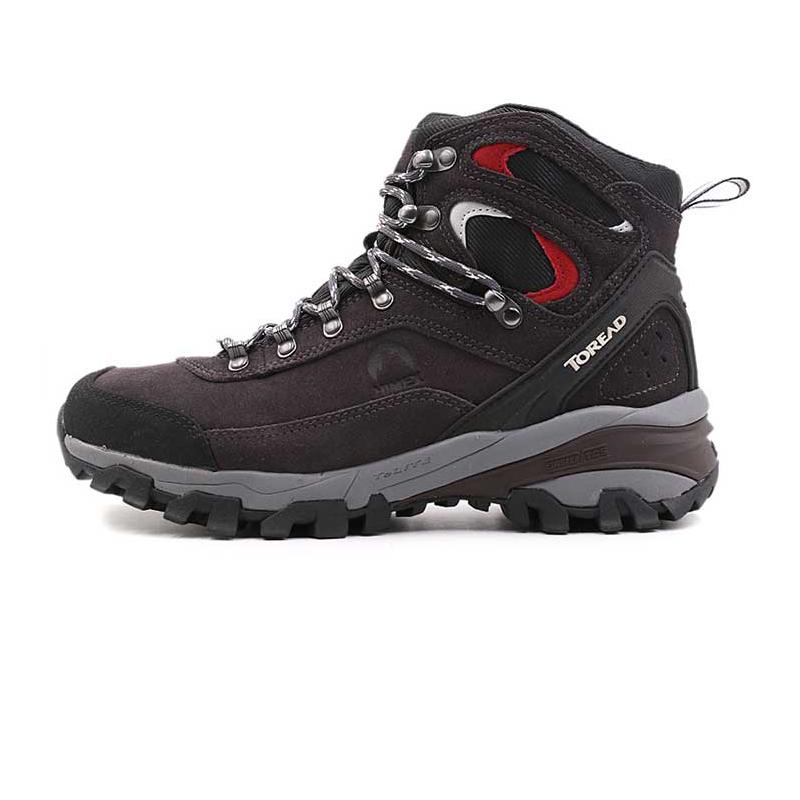探路者男鞋 秋冬款运动鞋户外透气耐磨舒适登山徒步鞋登山鞋HFBF91032-F72A