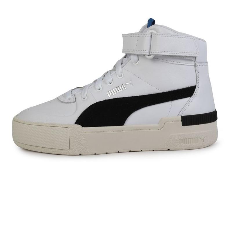 彪马PUMA Cali Sport Top Contact Wn's 女鞋 运动耐磨休闲鞋 374110-01