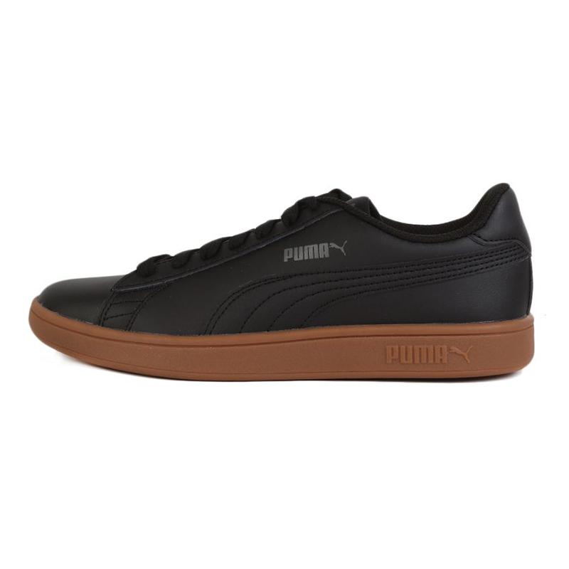 彪马PUMA 男女同款滑板鞋休闲鞋Smash V2 L 365215-12