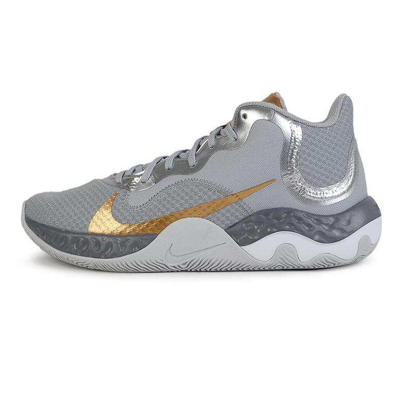 耐克NIKE RENEW ELEVATE 男女 运动鞋网面透气实战篮球鞋 CK2669-007