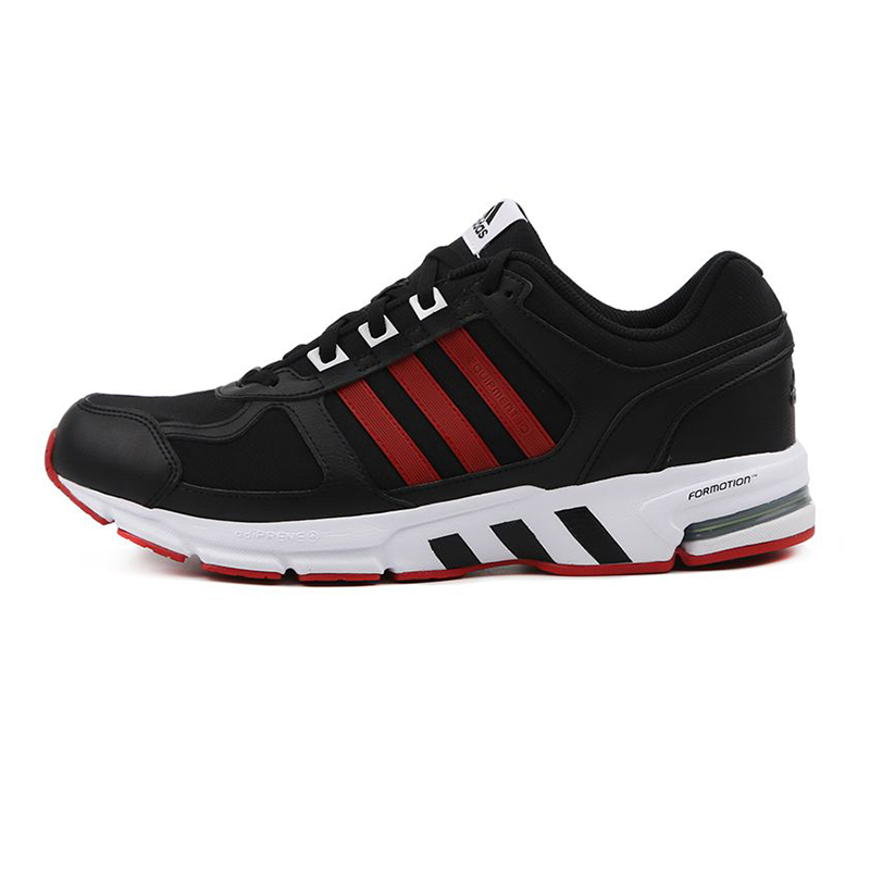 阿迪达斯ADIDAS Equipment 10  男女 运动轻便透气缓震跑步鞋 FW9996