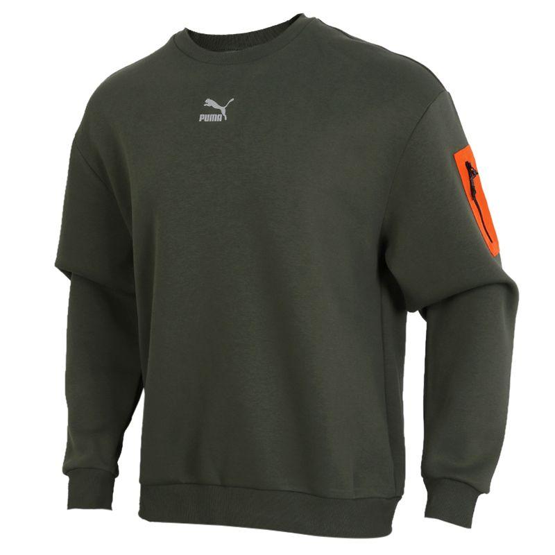 彪马PUMA INTERSTELLAR Crew 男装 运动休闲套头衫卫衣 530291-64