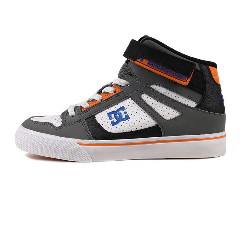 DC SPARTAN HIGH EV B 儿童 舒适透气耐磨时尚潮流休闲鞋  ADBS300260GBW