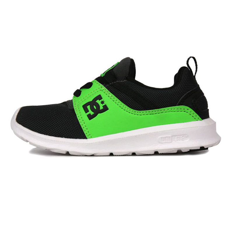 DC  HEATHROW 儿童 舒适透气耐磨时尚潮流休闲鞋运动鞋 ADTS700041XGSW