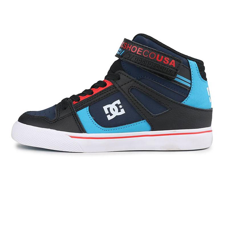 DC PURE HIGH-TOP EV 儿童 儿童休闲鞋  ADBS300324XBKR