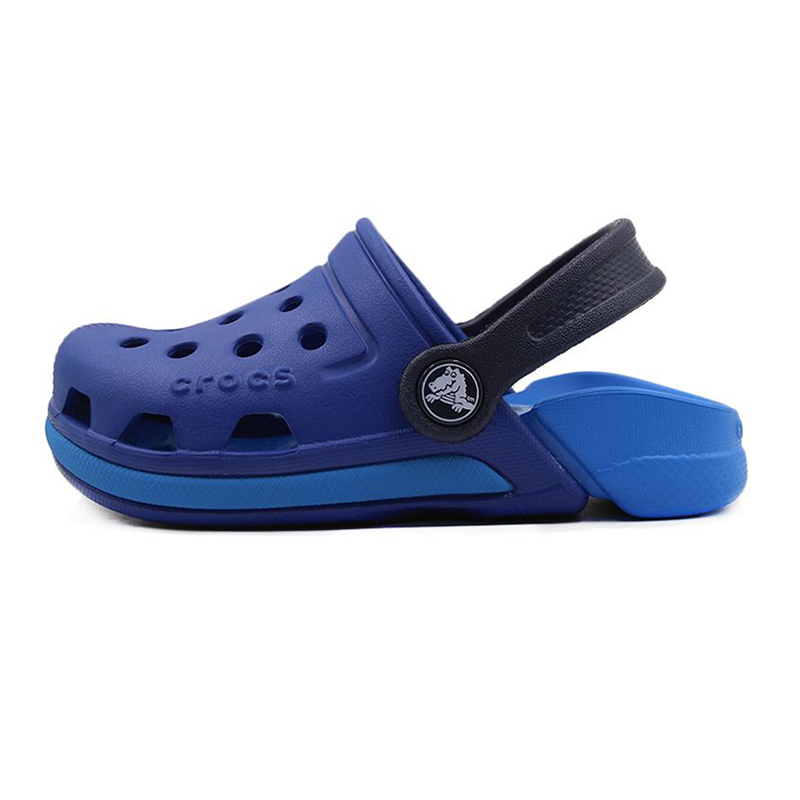 卡骆驰 Crocs 伊莱克托III代小克骆格 儿童 凉拖鞋 拖鞋 204991-43L