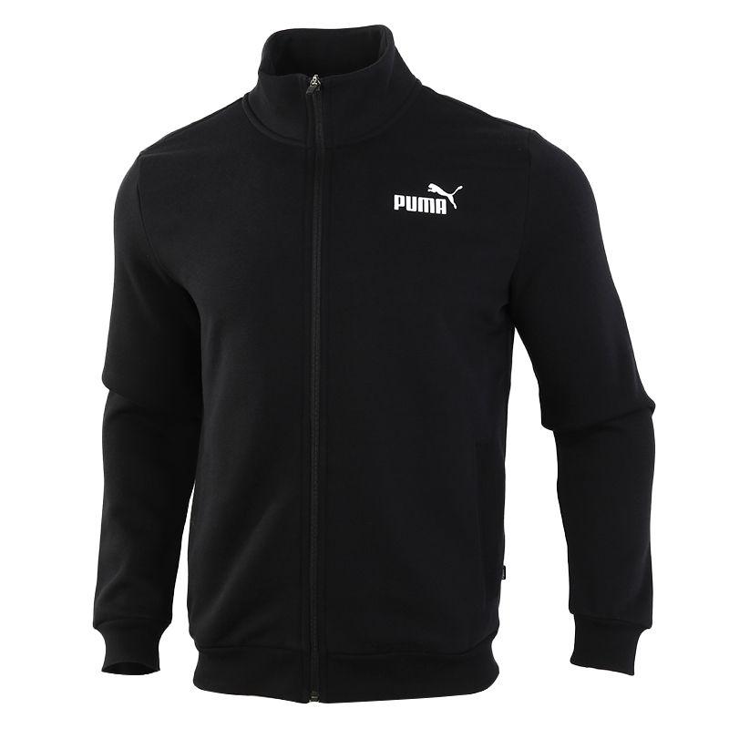 彪马PUMA Clean Sweat Suit 男装 运动休闲针织两件套 585322-01