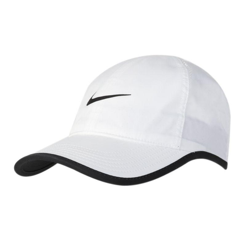 耐克NIKE  DRY AROBILL FTHRLT CAP 男女 遮阳运动棒球鸭舌帽 679421-100