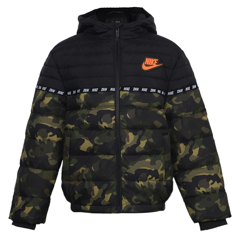 耐克NIKE 儿童 保暖运动羽绒服 NY2042108GS-002
