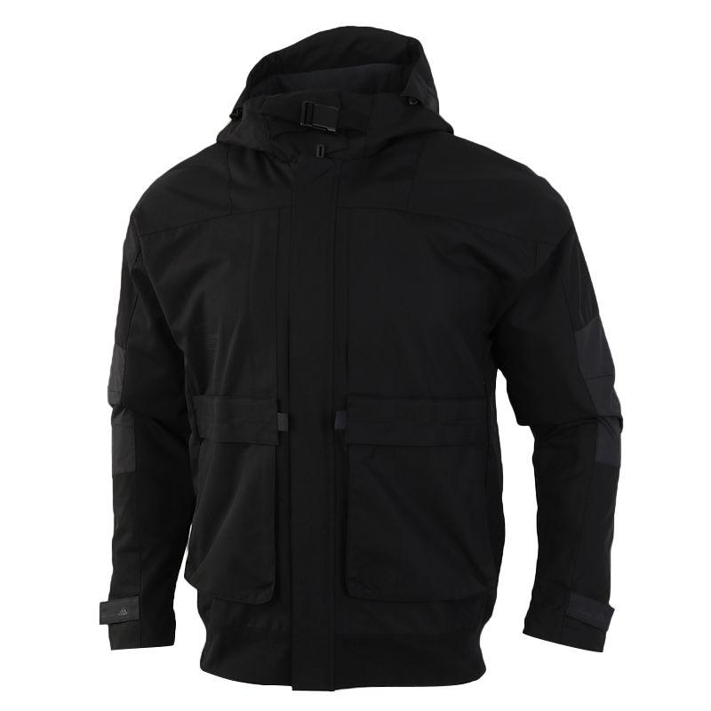 阿迪达斯ADIDAS TH JKT FUNC 男装 保暖梭织休闲夹克 GM4397