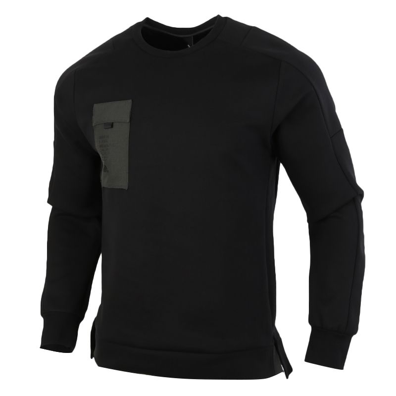 阿迪达斯ADIDAS TH SWT PEACH 男装 运动休闲舒适套头衫卫衣 GM4422