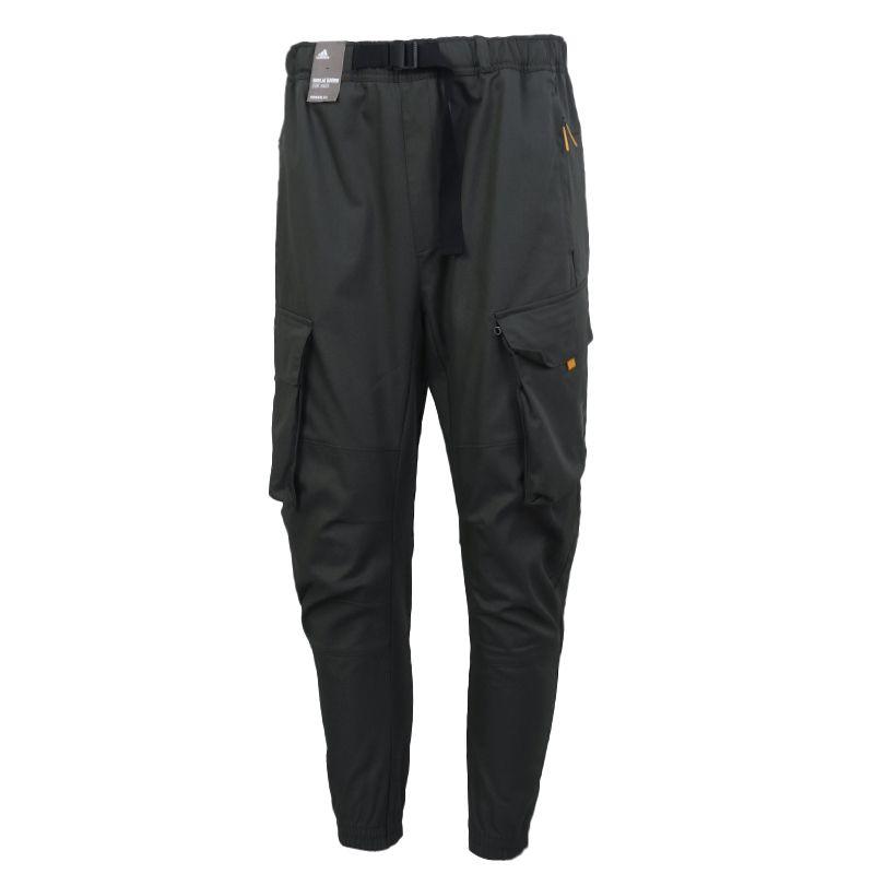 阿迪达斯ADIDAS TH PNT CARGO 男装 运动裤休闲梭织小脚长裤工装裤 GM4436