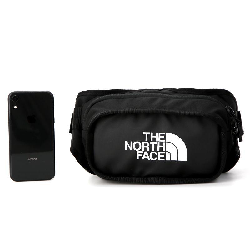 北面TheNorthFace EXPLORE HIP PACK 男女 2020新款跑步健身户外腰包斜挎包 3KZXKY4