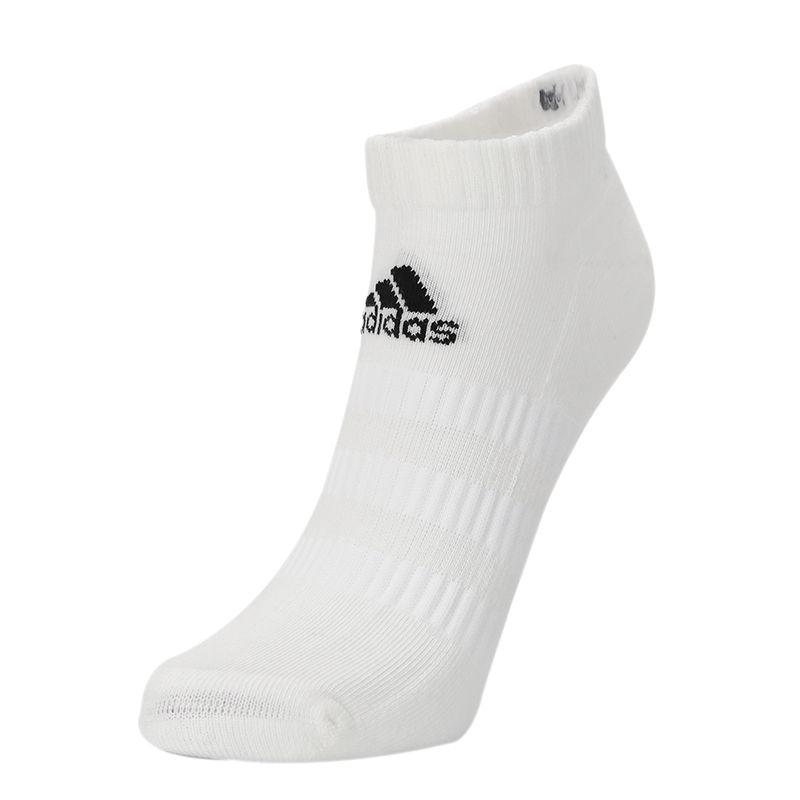 阿迪达斯ADIDAS 男女袜子 休闲低帮运动透气浅口短袜 DZ9388
