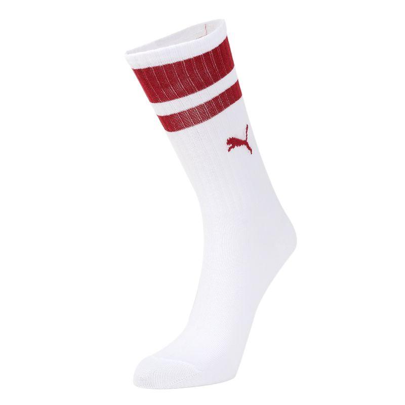 彪马PUMA PUMA UNISEX SOCK 1P APAC 男女 运动袜柔软舒适透气中筒袜 907012-01