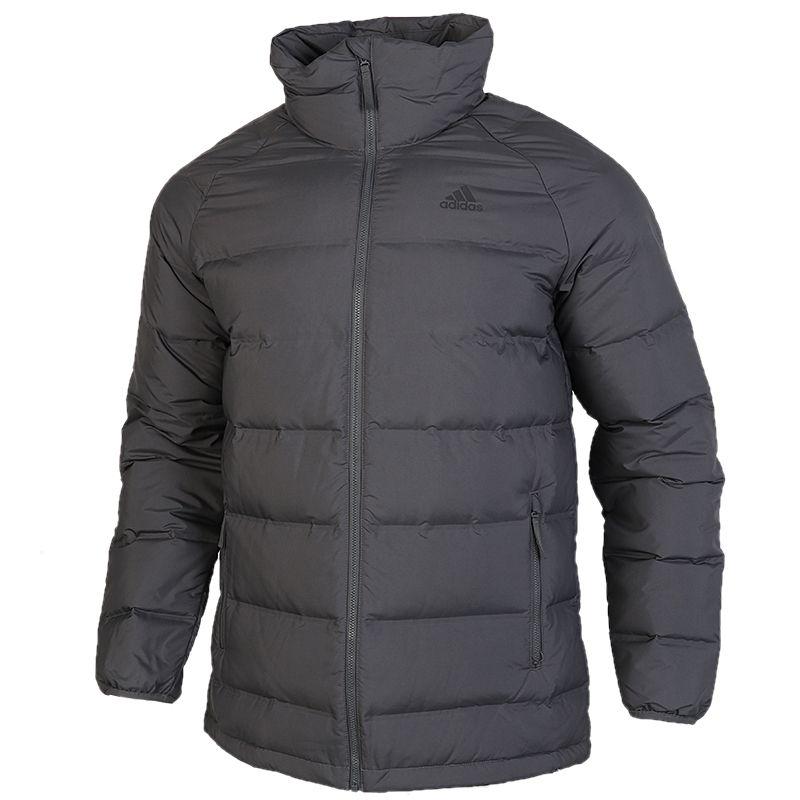 阿迪达斯ADIDAS HELIONIC MID J 男装 运动休闲保暖外套羽绒服 FT2530