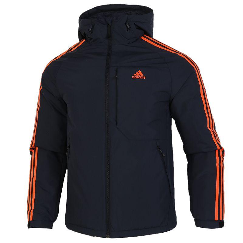 阿迪达斯ADIDAS 3ST DOWN JKT 男装 2020新款户外运动保暖防风舒适休闲外套羽绒服 GF0096