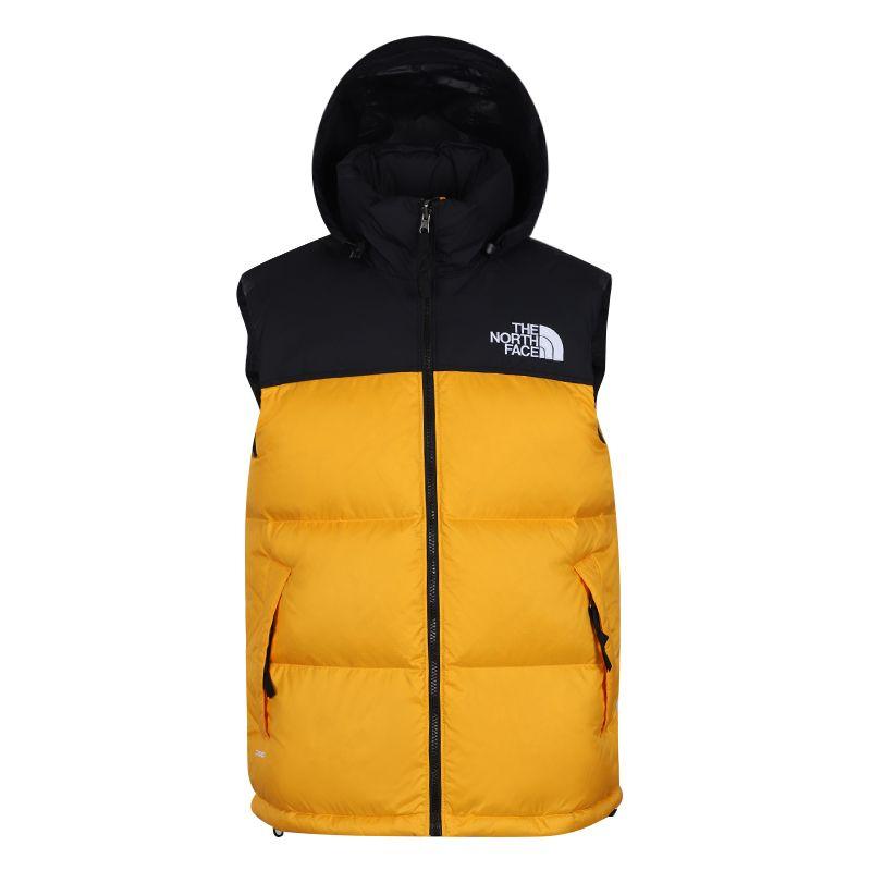 北面TheNorthFace  男装 2020冬季新款户外运动服保暖马甲羽绒服 3JQQ56P