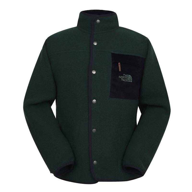 北面TheNorthFace SHERPA JACKET - AP 男女 2020新品抓绒衣户外时尚舒适保暖外套 4NB8HDB