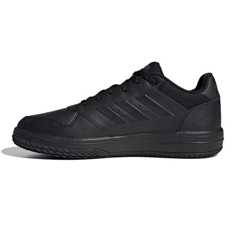 阿迪达斯 adidas 男鞋 运动鞋透气耐磨防滑场下款休闲鞋跑步鞋篮球鞋 EG4272