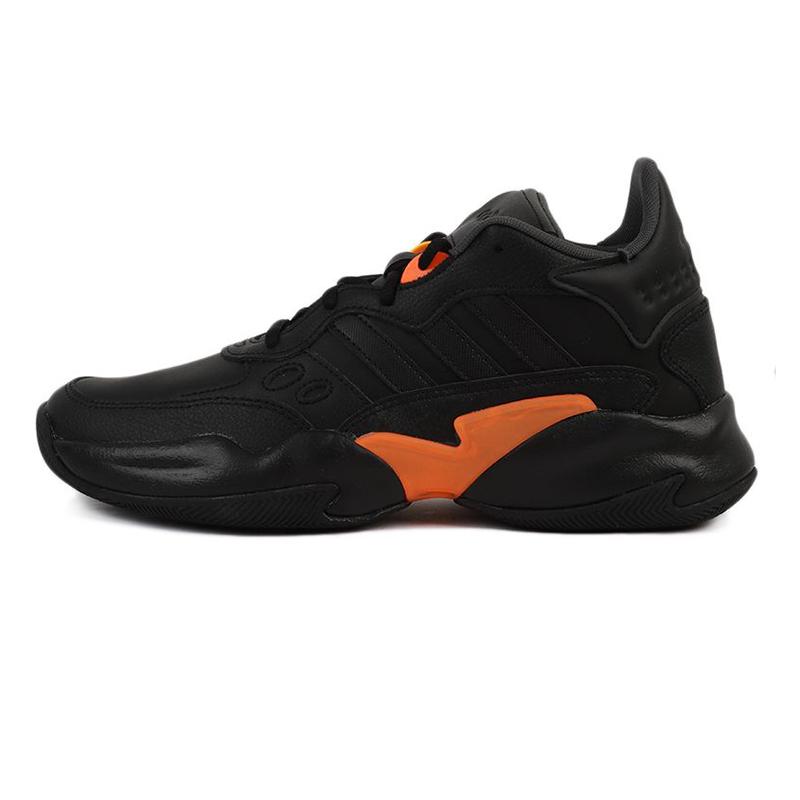 阿迪达斯生活Adidas NEO STREETSPIRIT 2.0 男鞋 运动低帮透气缓震休闲鞋 FW3467