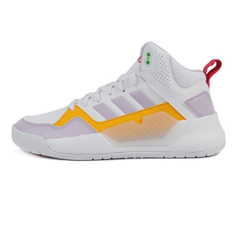 阿迪达斯生活Adidas NEO 女鞋 2020秋冬新款轻便运动低帮透气休闲鞋 G55057
