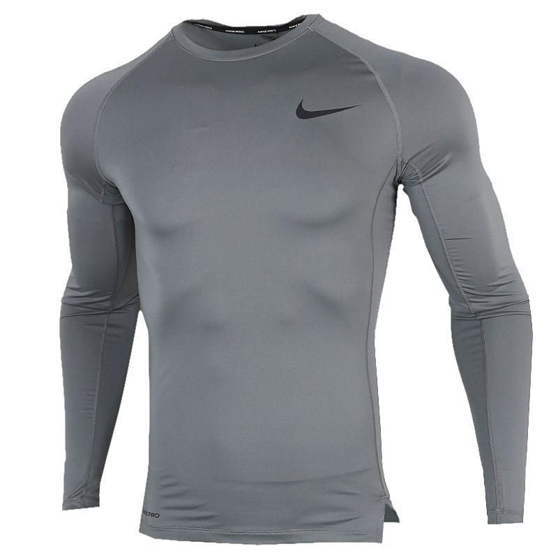 耐克NIKE NP TOP LS TIGHT 男装 运动休闲长袖T恤 BV5589-084