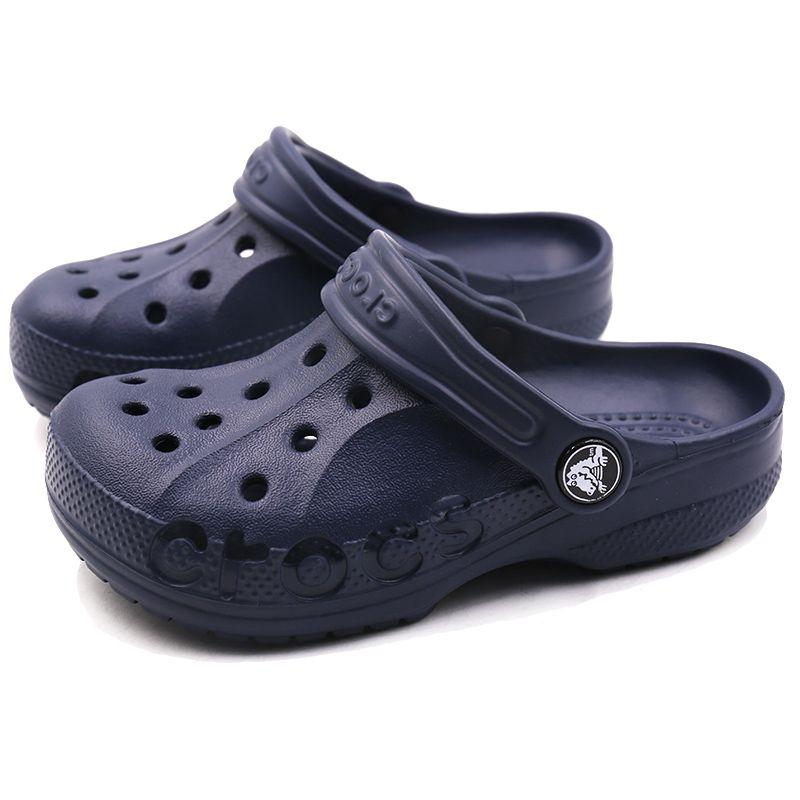 卡骆驰Crocs 小贝雅 儿童 凉拖鞋 凉鞋 10190-410