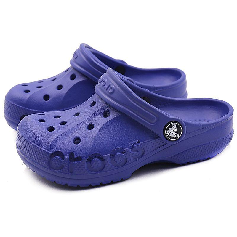 卡骆驰Crocs 小贝雅 儿童 凉拖鞋凉鞋 10190-4O5