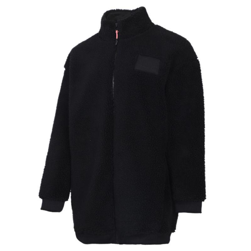 彪马PUMA 女装 2020冬季新款透气舒适防风休闲夹克外套 530293-01 偏大一码