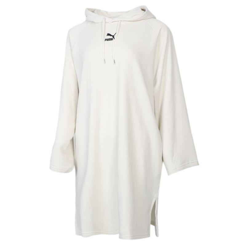 彪马PUMA 女装 运动舒适时尚休闲连衣裙  599297-05
