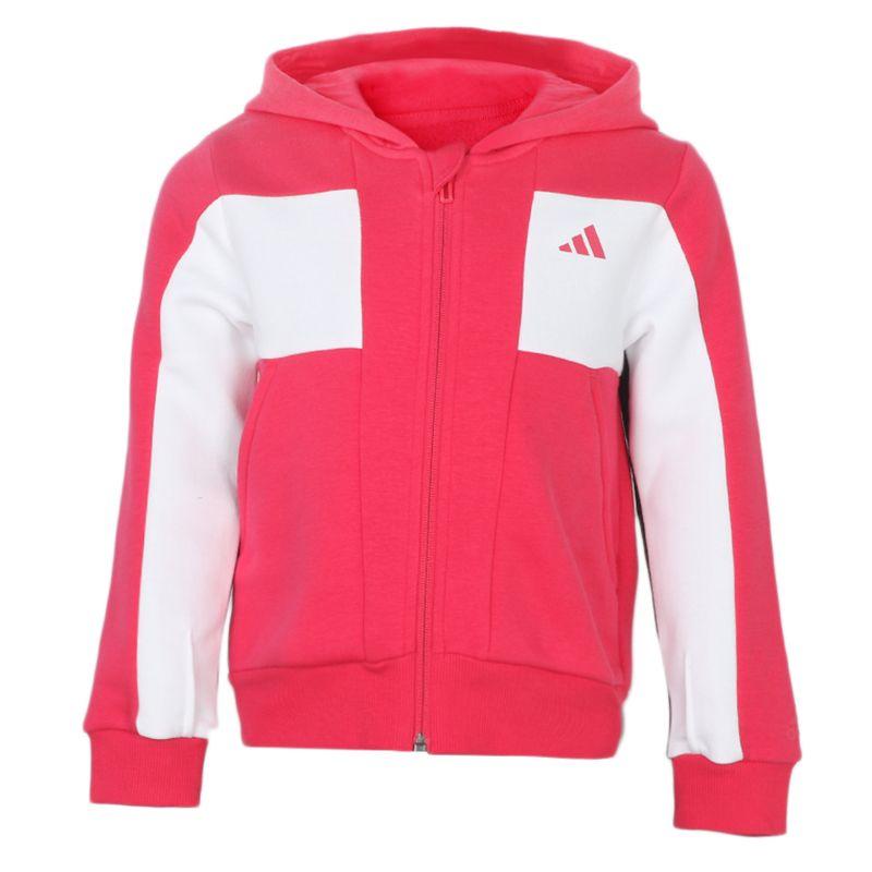 阿迪达斯ADIDAS 童装 2020冬季新款运动针织夹克 GL1343