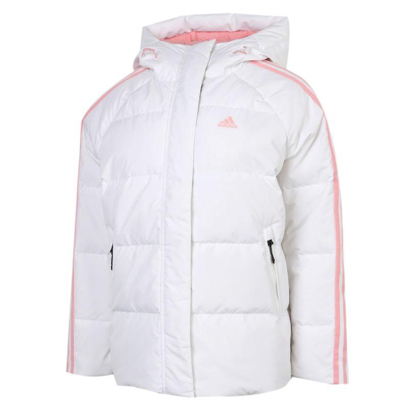 阿迪达斯ADIDAS 女装 2020冬季新款运动户外夹克外套 GF0002