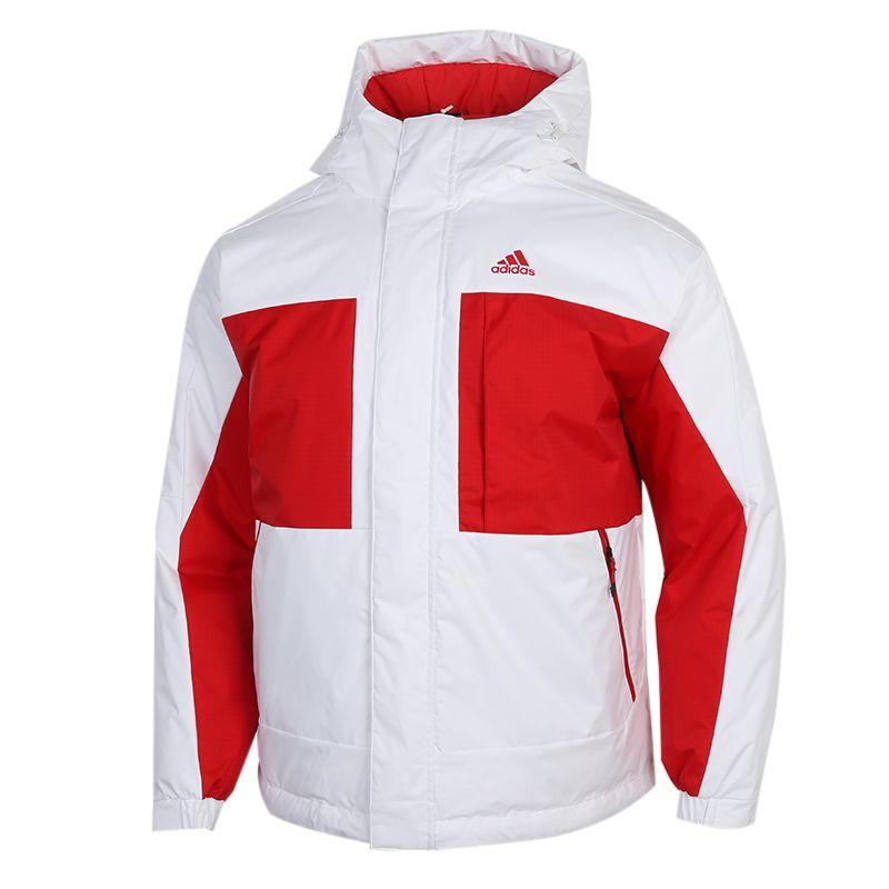 阿迪达斯ADIDAS 男装 2020冬季新款保暖防风羽绒服 GF0082