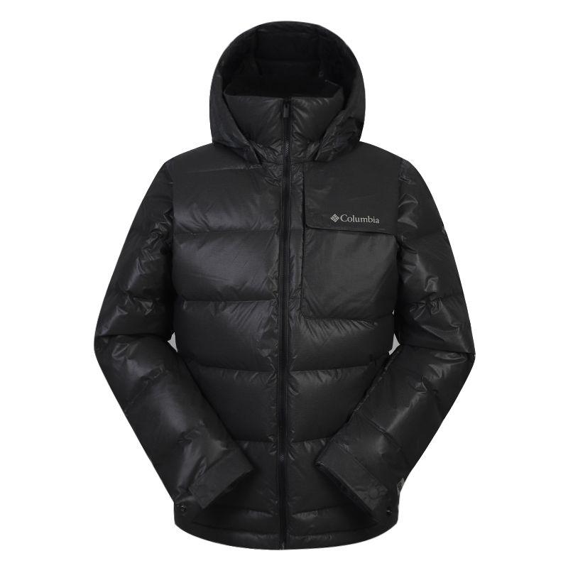哥伦比亚 男女 2020冬季新款户外运动服保暖防风舒适休闲外套羽绒服 WE1311010