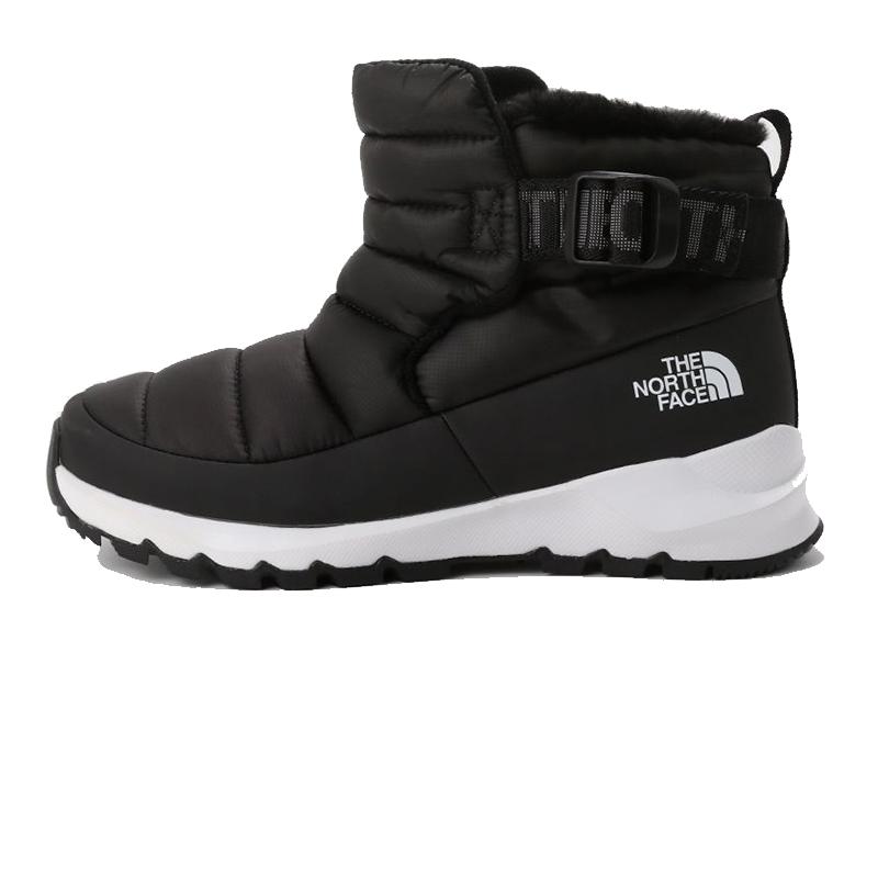 北面TheNorthFace 女鞋 保暖短靴雪地靴冬靴 4O8UKY4