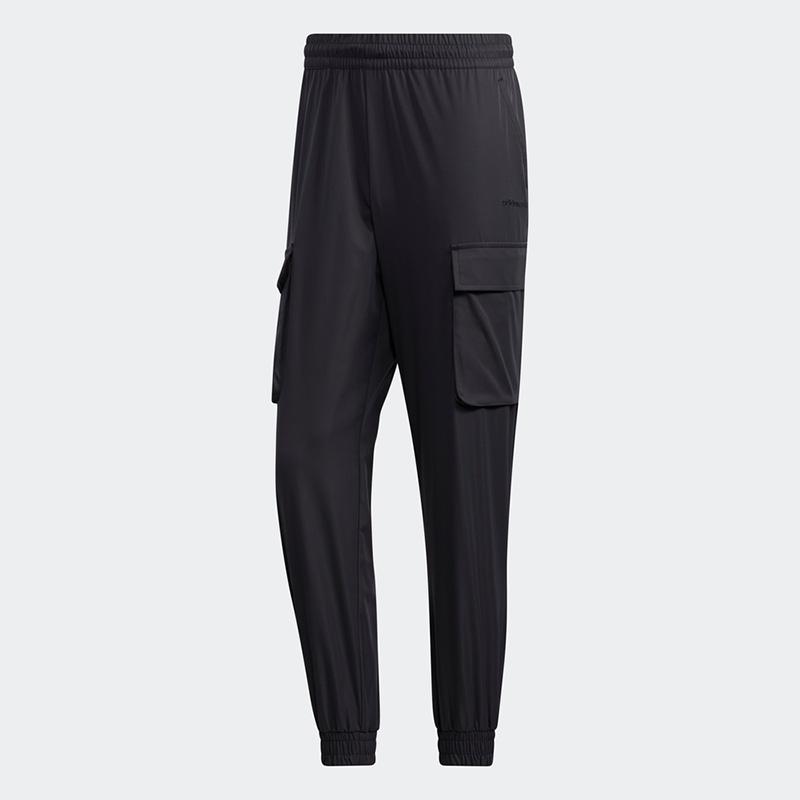 阿迪达斯生活Adidas NEO  男装 2020冬季新款休闲裤长裤跑步健身运动裤 GM2279