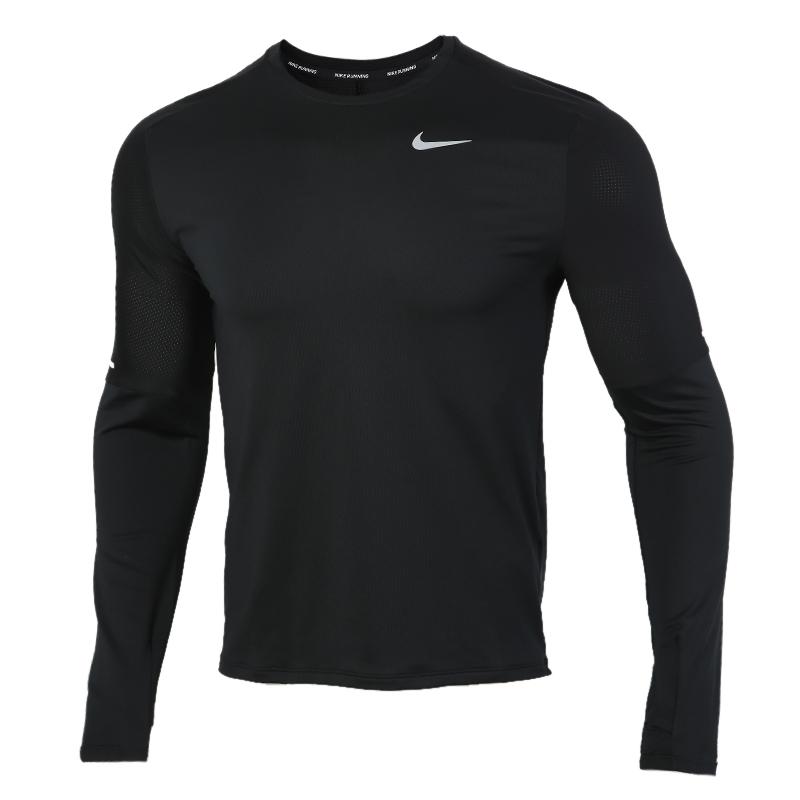 耐克NIKE 男装 运动休闲长袖T恤 CU6072-010