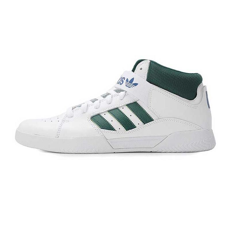 阿迪达斯三叶草 Adidas 男女 高帮休闲鞋运鞋舒适耐磨板鞋 FV0405