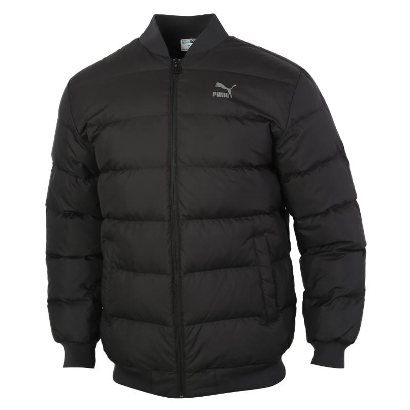 彪马PUMA  男装 2020冬季新款保暖防风外套运动服羽绒服 530026-01