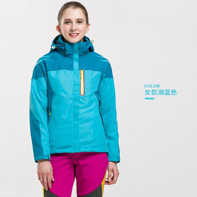Tourmark 女装 户外防风保暖运动休闲外套 D24206-27