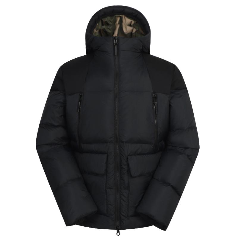狼爪Jack wolfskin  男女 户外运动服保暖夹克外套羽绒服 5220311-6000