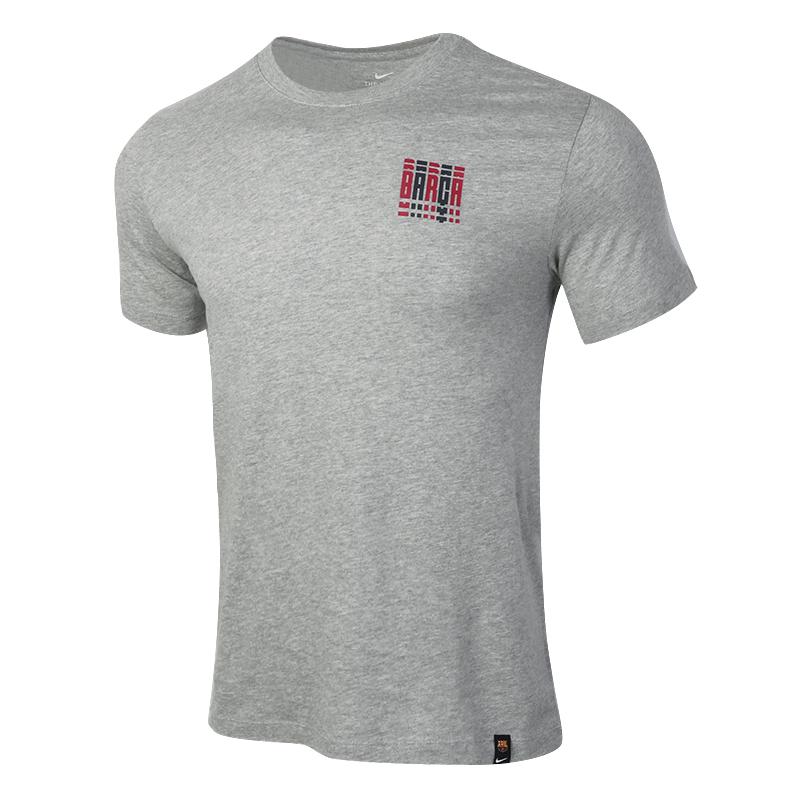 耐克NIKE 男装 运动休闲短袖T恤 CD1185-063