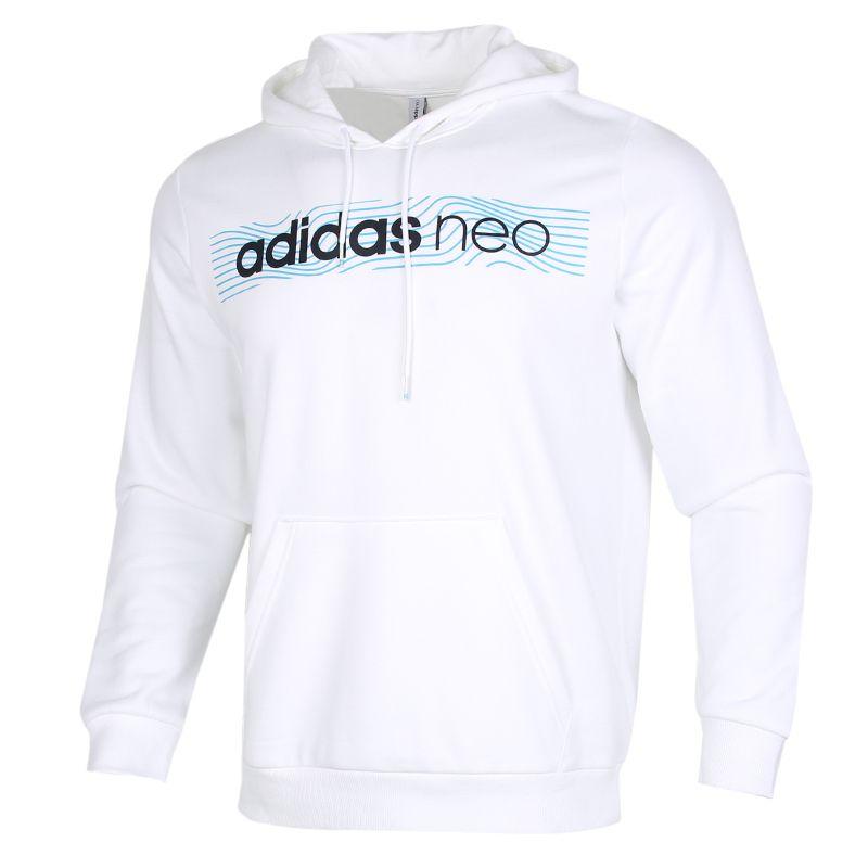 阿迪达斯生活Adidas NEO  FAV NN HD 1 男装 套头衫舒适运动休闲针织长袖 GM2347